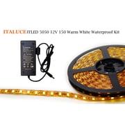 Italuce ITLED Waterproof LEDs Kit; Warm White