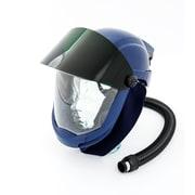 Sundstrom Safety Hard Hat with Welding Visor for PAPR SR 500, SR 580/588-1, Shade 3 (H06-8621)