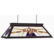 RAM Game Room 4 Light Billiard Light; Blue