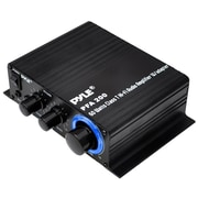 Pyle® PFA200 60 W Class-T Hi-Fi Audio Amplifier, Black
