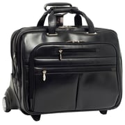 McKlein USA R Series OHare Laptop Catalog Case; Black