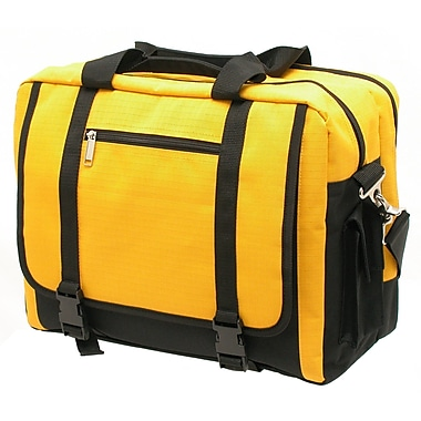 Netpack Rip - Stop Laptop Briefcase; Yellow