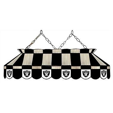 Imperial NFL Billiards Light; Oakland Raiders