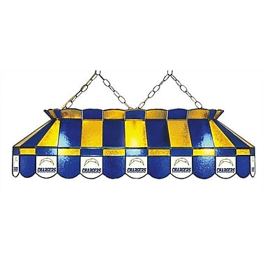 Imperial NFL Billiards Light; San Diego Chargers