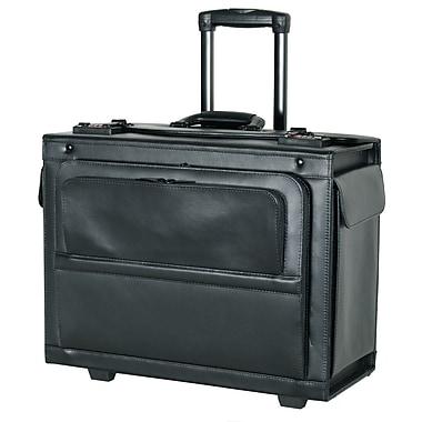 Netpack Hardsided Leather Laptop Catalog Case