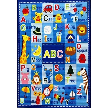Fun Rugs Fun Time Letters and Names Area Rug; 3'3'' x 4'10''