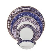 Shinepukur Ceramics USA, Inc. Empire Fine China 20 Piece Dinnerware Set