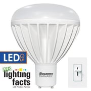 Bulbrite Industries 20W 120-Volt (3000K) BR40 LED Light Bulb