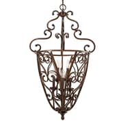 Wildon Home   Binghamton Caged Foyer Pendant
