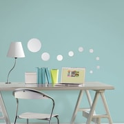 WallPops! WallPops Dots Mirror Wall Decal