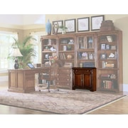 Hooker Furniture Brookhaven Executive Desk with Keyboard Tray
