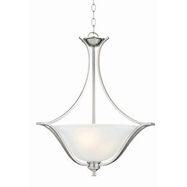 Design House Ironwood 2-Light Inverted Pendant