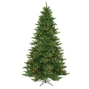 Vickerman 7.5' Camdon Fir Artificial Christmas Tree with 800 LED Multi Colored Lights