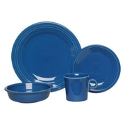 Fiesta 16 Piece Dinnerware Set; Lapis