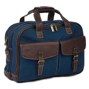 Claire Chase Laptop Briefcase; Navy