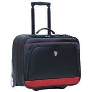 CalPak Soft Briefs Suitor Business Briefcase; Black