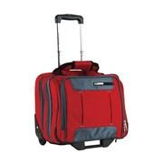 CalPak Quantum Laptop Briefcase; Deep Red