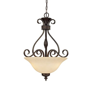 Millennium Lighting Alma 3-Light Pendant