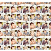 WallPops! One Direction Collage Wall Mural