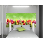 WallPops! Home Decor Line Flowers Wall Mural