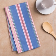 Linen Tablecloth Striped Kitchen Towel (Set of 2)