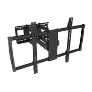 Homevision Technology TygerClaw Full Motion Wall Mount for 60''-100'' Flat Panel TV