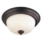 Thomas Lighting 1-3 Light Flush Mount; 5.5'' H x 15.5'' Dia