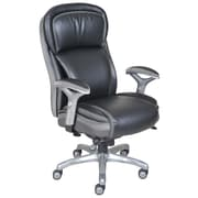 Serta at Home Blissfully High Back Manager Executive Chair AIR  Technology