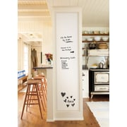 WallPops! WallPops Dry Erase Whiteboard Wall Decal