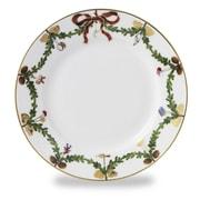 Royal Copenhagen Star Fluted Christmas 4.6 oz. Soup Bowl