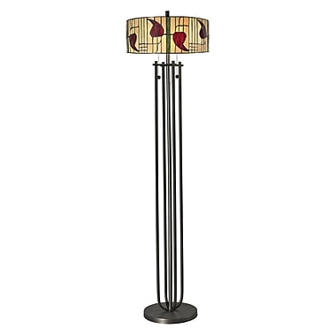 Dale Tiffany Macintosh 61'' Floor Lamp