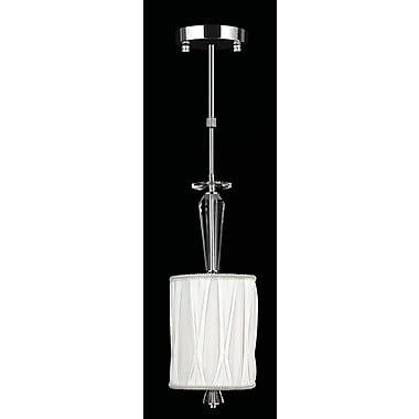Worldwide Lighting Gastby 1 Light Mini Pendant