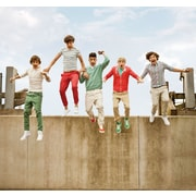 WallPops! One Direction Jump Wall Mural