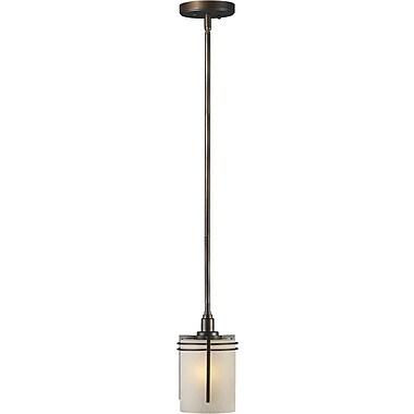 Forte Lighting 1-Light Mini Pendant
