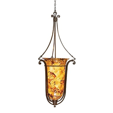 Kalco Somerset 6-Light Bowl Pendant