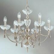 Classic Lighting Devonshire 6 Light Chandelier