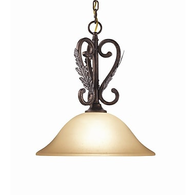 Woodbridge Hawthorne 1 Light Pendant