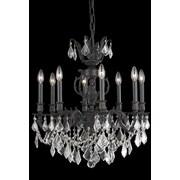 Elegant Lighting Marseille 8 Light  Chandelier; Crystal (Clear) / Elegant Cut