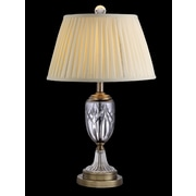 Dale Tiffany Traditional 26'' H Table Lamp with Empire Shade