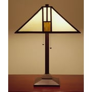 Warehouse of Tiffany Mission 25'' Table Lamp
