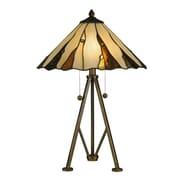 Dale Tiffany Ripley 25'' Table Lamp