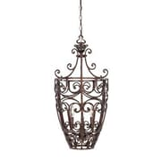 Designers Fountain Amherst 3-Light Foyer Pendant