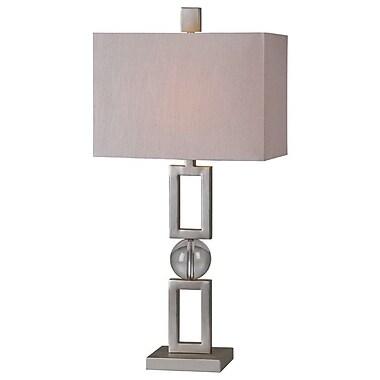 Ren-Wil Davos 25'' Table Lamp