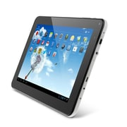 "BrightTab 7"" Android Tablet, 8GB Dual Core, Dual Camera, Bluetooth- Black"