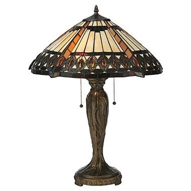 Meyda Tiffany Cleopatra 25'' Table Lamp