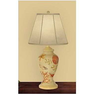 JB Hirsch Shell 27'' Table Lamp
