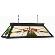RAM Game Room 4 Light Billiard Light; Green