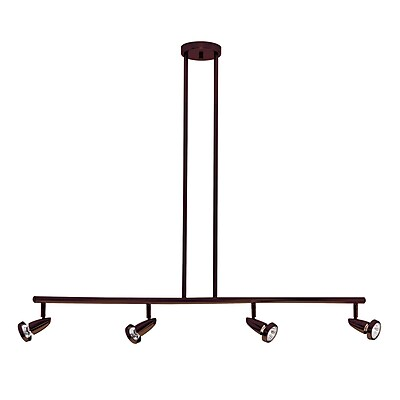 Access Lighting Mirage Convertible Pendant; Bronze WYF078276340264