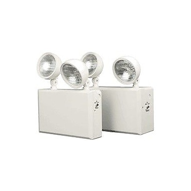 Morris Products 50W 6V Heavy Duty Emergency Lighting Unit w/ Remote Capacity