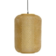 Oriental Furniture Taka Japanese 1 Light Hanging Lantern